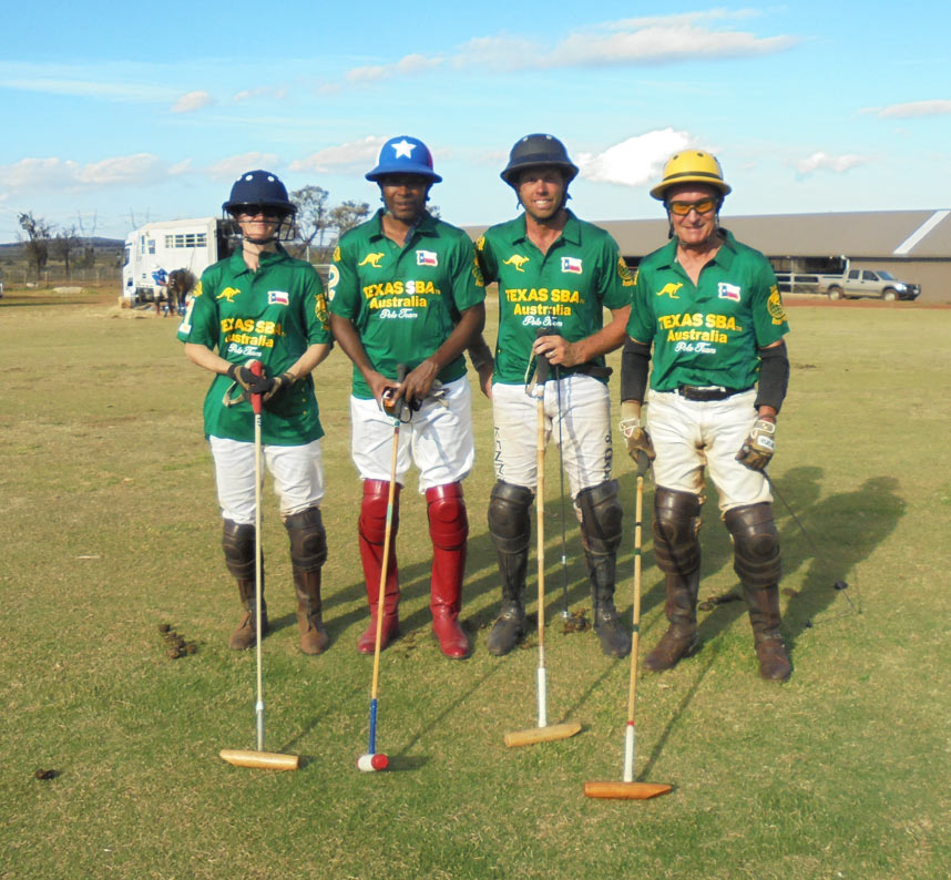 Texas SBA™ Polo Team 2018 Urquhart Tournament
