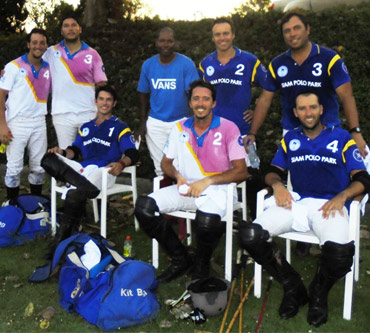 King Power Polo Team and Jamie Demericas